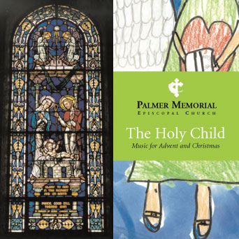 The Holy Child CD cover
